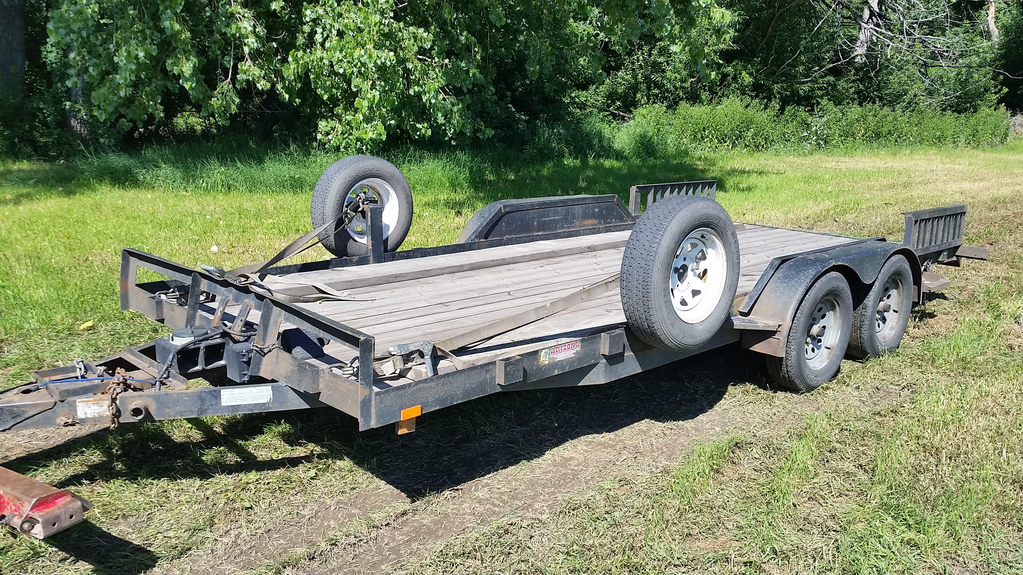 car trailer 2